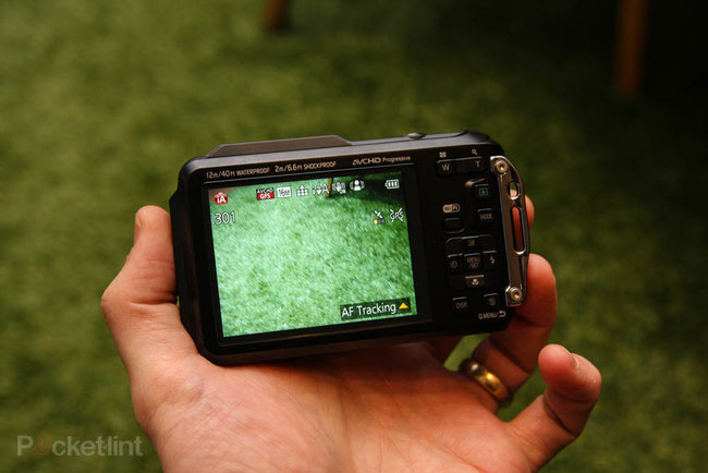 Panasonic DMC-FT5 and FT25 Lumix cameras get tougher, we go hands-on - photo 6