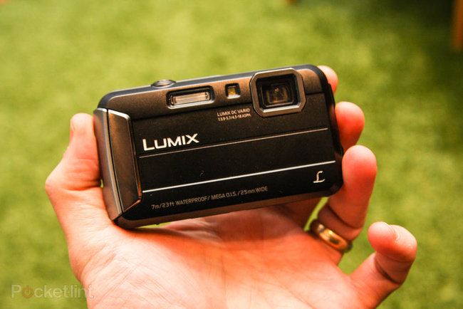 Panasonic DMC-FT5 and FT25 Lumix cameras get tougher, we go hands-on - photo 8