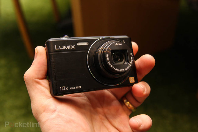Panasonic Lumix DMC-SZ9 and SZ3 up the mid-range offering - photo 6