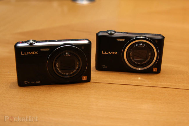 Panasonic Lumix DMC-SZ9 and SZ3 up the mid-range offering - photo 8
