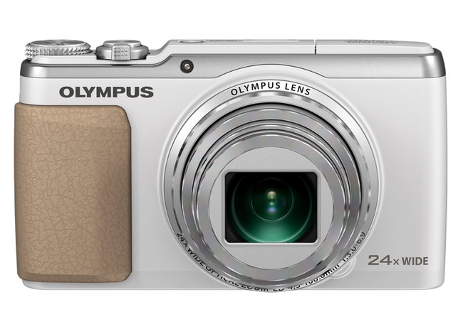 Olympus SH-50 promises to beat blur with five-axis image stabilisation - photo 1