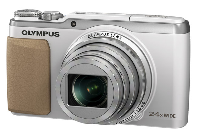 Olympus SH-50 promises to beat blur with five-axis image stabilisation - photo 2