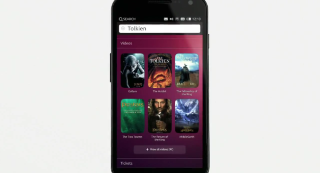 Ubuntu hits mobile phones - photo 3