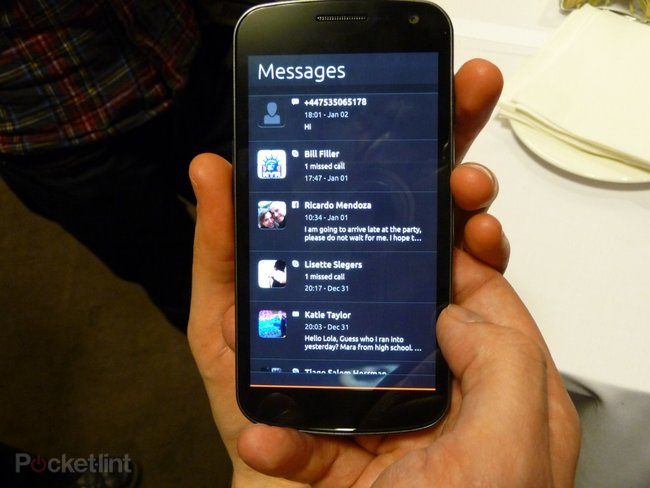 Ubuntu phone pictures and hands-on - photo 18