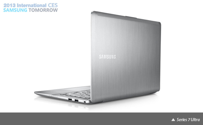 Samsung Series 7 steps up with Ultrabook and revamped Chronos laptop - photo 3