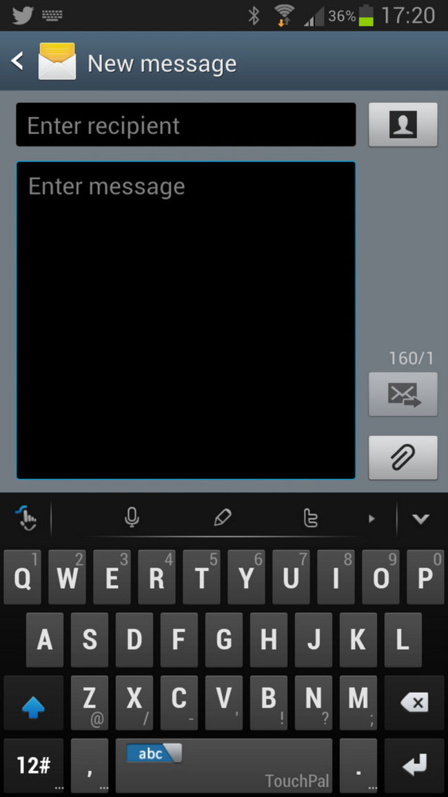 APP OF THE DAY: TouchPal keyboard review (Android) - photo 2
