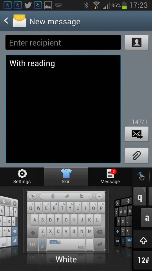 APP OF THE DAY: TouchPal keyboard review (Android) - photo 9