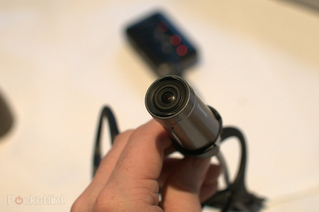 Panasonic HX-A100 action camera pictures and hands-on - photo 3