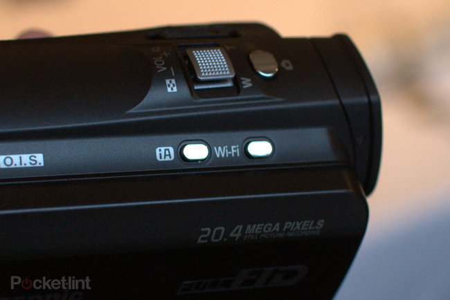Panasonic HC-X920 HD camcorder pictures and hands-on - photo 6
