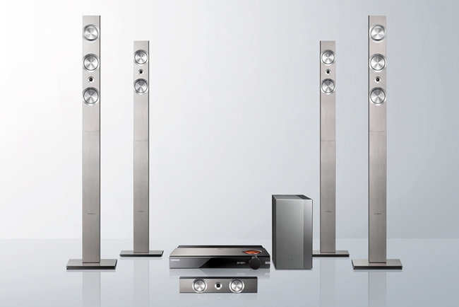 Samsung AV update brings ultra high-definition support, NFC, and valve amplifiers - photo 2