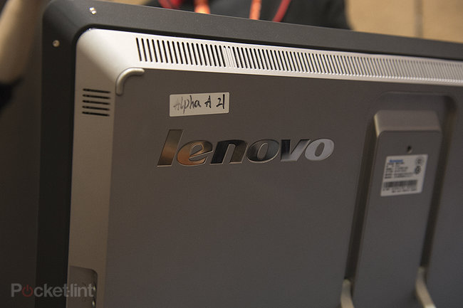 Lenovo IdeaCentre Horizon 27-inch tabletop all-in-one PC pictures and hands-on - photo 6
