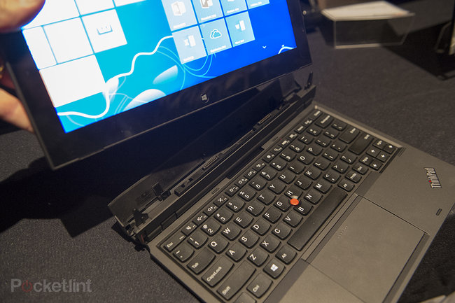 Lenovo ThinkPad Helix pictures and hands-on - photo 1