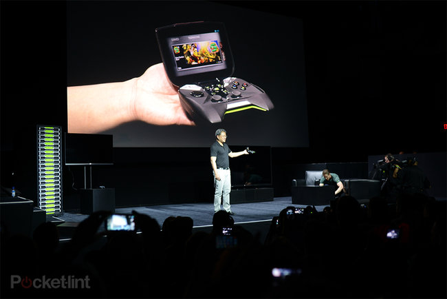 Nvidia Shield: The new Android games console with a twist - photo 1