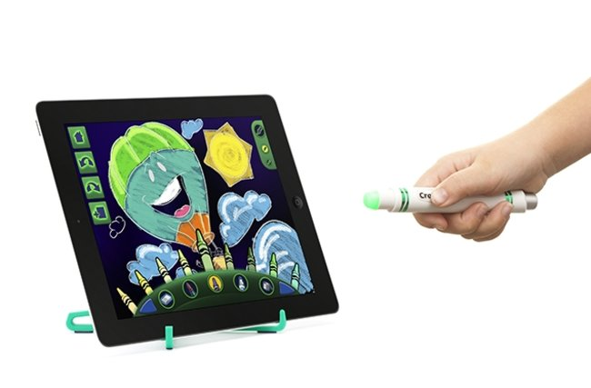 Griffin, Crayola and Nickelodeon bring host of iOS apps and accessories at CES 2013 - photo 1