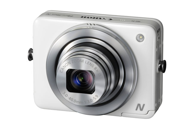 Canon PowerShot N offers tilting screen, any-way-up photography - photo 4