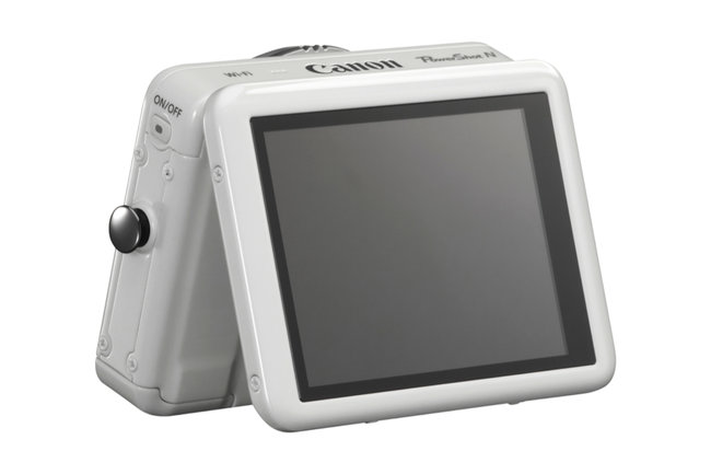 Canon PowerShot N offers tilting screen, any-way-up photography - photo 5