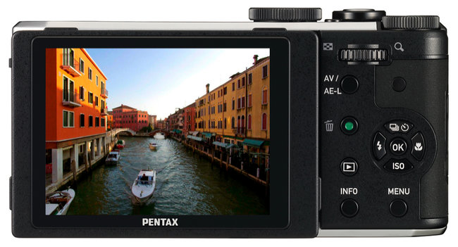Pentax MX-1 high-end compact offer high-end features, retro styling - photo 6