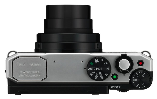 Pentax MX-1 high-end compact offer high-end features, retro styling - photo 8