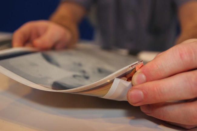 PaperTab: The paper-thin flexible tablet prototype that wants to replace paper (video) - photo 3