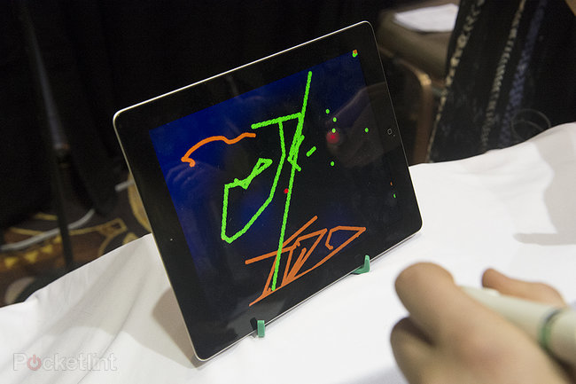 Crayola Light Marker with interactive iPad app pictures and hands-on - photo 3