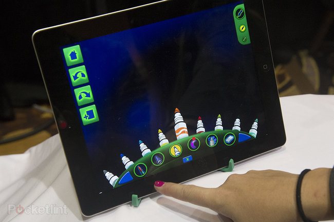 Crayola Light Marker with interactive iPad app pictures and hands-on - photo 7
