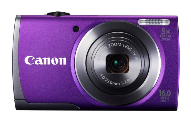 Canon compact updates: IXUS 140 offers style, new PowerShots are affordable for all - photo 5