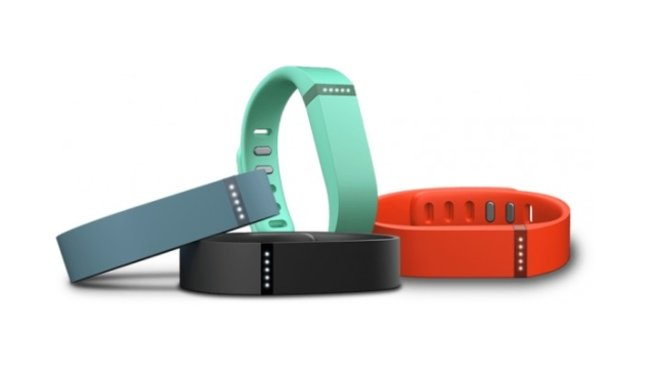 Fitbit Flex fitness band takes on Nike Fuelband - photo 1