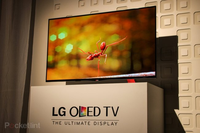 LG 55EA9800 55-inch OLED TV pictures and eyes-on - photo 1