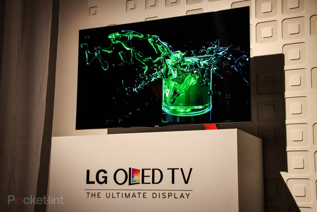 LG 55EA9800 55-inch OLED TV pictures and eyes-on - photo 2