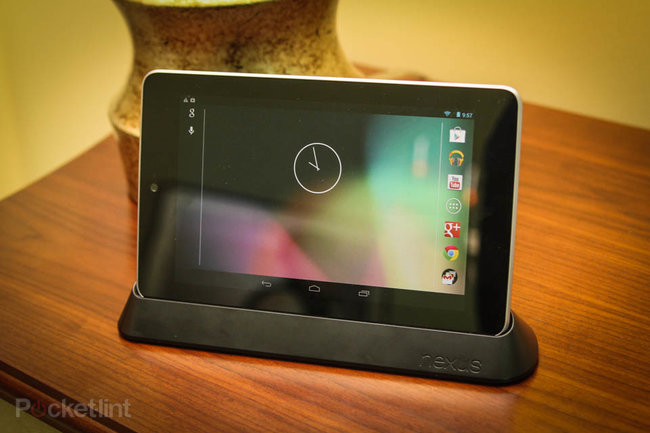 Asus Nexus 7 dock announced, £24.99, coming soon, we go hands-on - photo 1