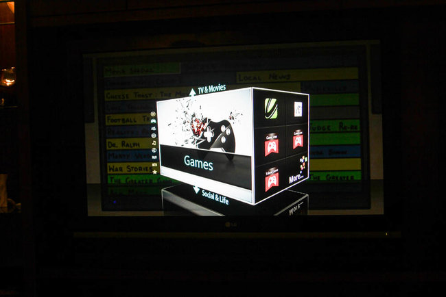 Asus Qube: Google TV gets a new face at CES, we go hands-on - photo 11