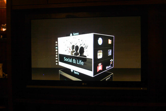 Asus Qube: Google TV gets a new face at CES, we go hands-on - photo 13