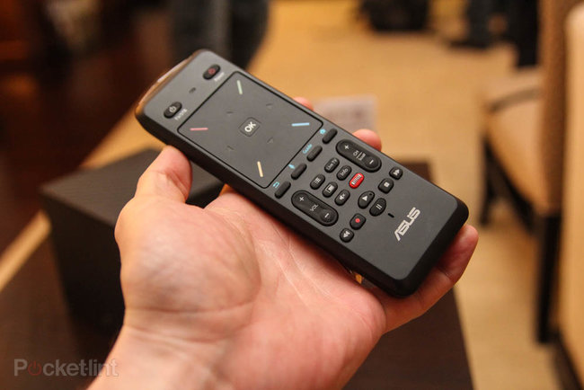 Asus Qube: Google TV gets a new face at CES, we go hands-on - photo 4