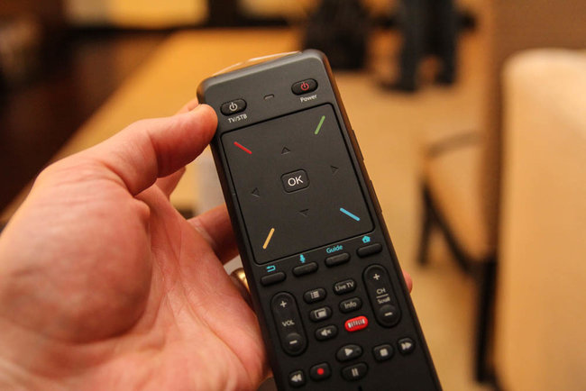 Asus Qube: Google TV gets a new face at CES, we go hands-on - photo 8
