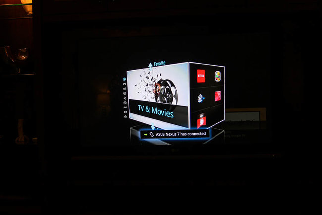 Asus Qube: Google TV gets a new face at CES, we go hands-on - photo 9