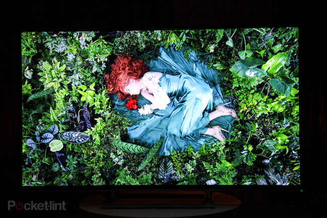 Toshiba L9300 84-inch 4K UHDTV pictures and eyes-on - photo 2
