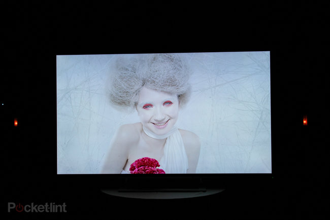 Toshiba L9300 84-inch 4K UHDTV pictures and eyes-on - photo 9