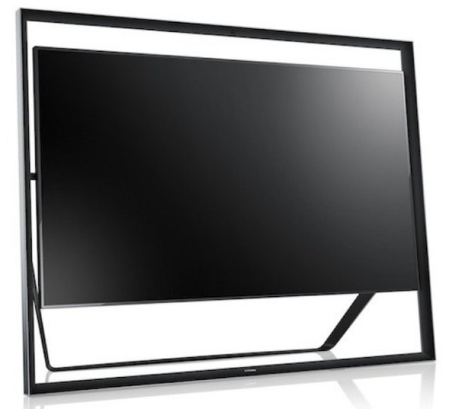 The many flavours of Samsung's 2013 TVs: S9 UHD, F9500 OLED, F8000 LED, F8500 plasma   - photo 1