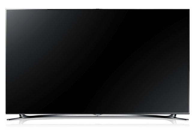 The many flavours of Samsung's 2013 TVs: S9 UHD, F9500 OLED, F8000 LED, F8500 plasma   - photo 2