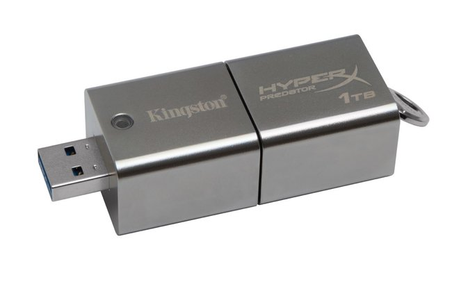 1TB flash drive turns your keys into storage haven - photo 2