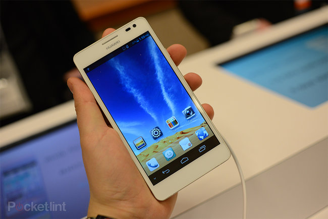Huawei Ascend D2: 5-inch Android 1080p smartphone announced, we go hands-on - photo 1