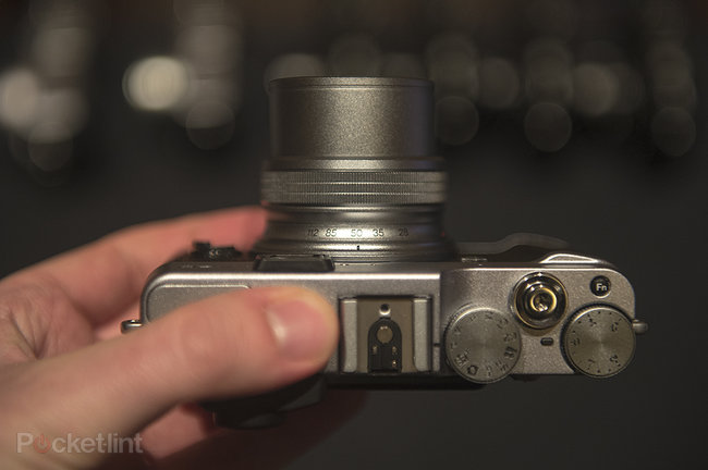 Fujifilm X20 high-end compact camera pictures and hands-on - photo 3