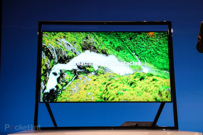 Samsung S9 85-inch 4K UHDTV pictures and eyes-on - photo 3