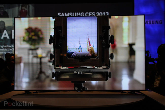 Samsung F8000 LED TV pictures and eyes-on - photo 5