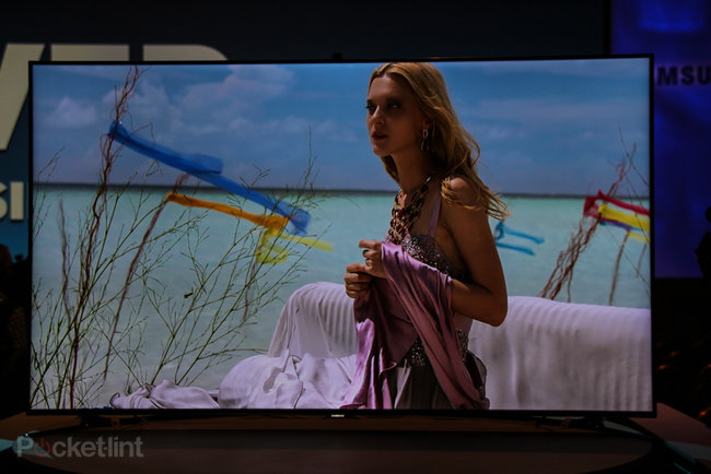 Samsung F8000 LED TV pictures and eyes-on - photo 7
