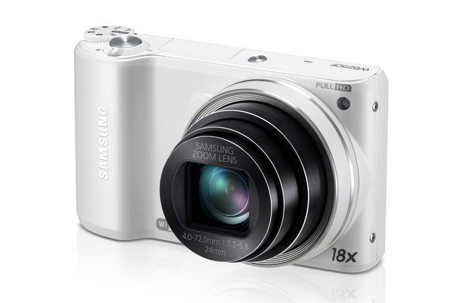 Samsung Smart Cameras updated, Wi-Fi compact cameras in all shapes and sizes  - photo 1