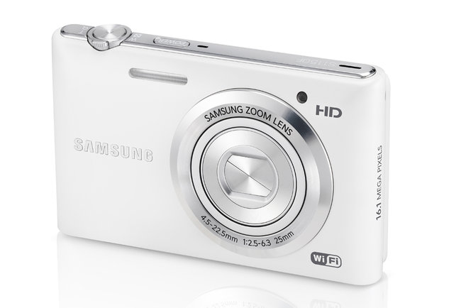 Samsung Smart Cameras updated, Wi-Fi compact cameras in all shapes and sizes  - photo 5