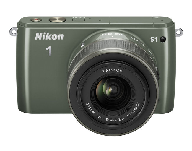 Nikon expands Nikon 1 line with J3 and S1 models, new lenses - photo 1