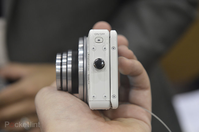 Canon PowerShot N pictures and hands-on - photo 7