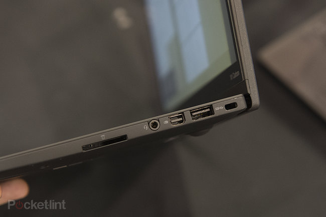 Lenovo ThinkPad Carbon X1 Touch pictures and hands-on - photo 6